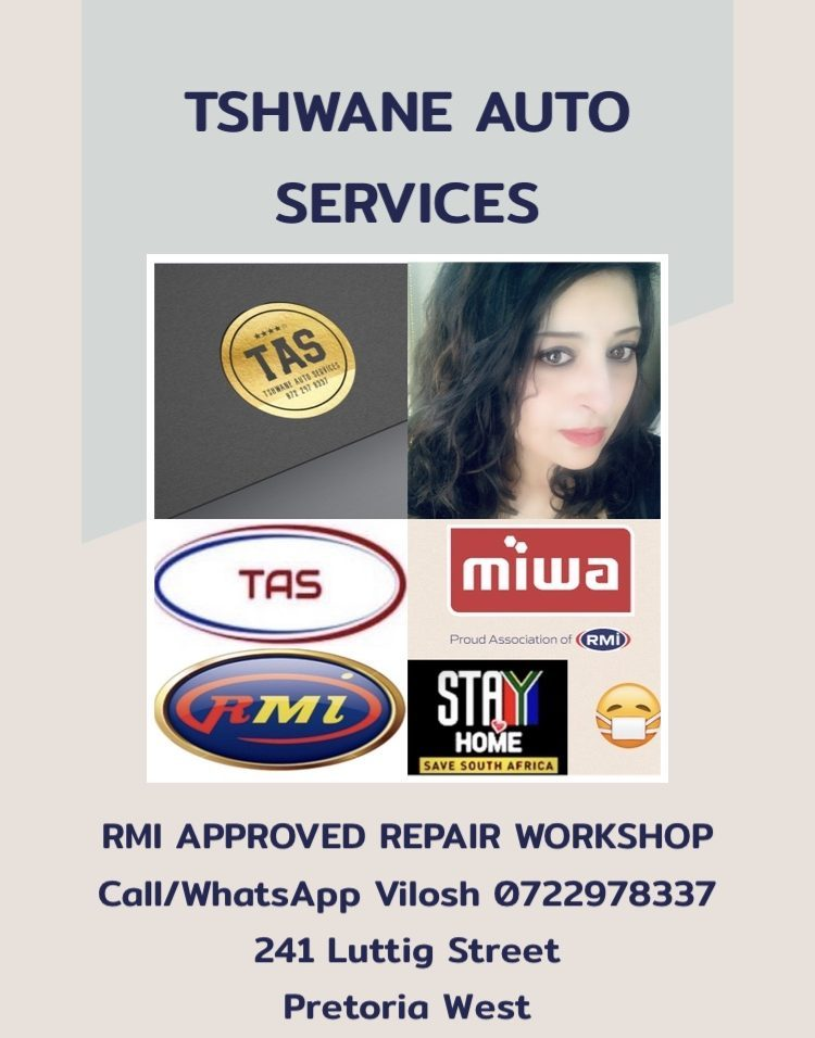 Mechanic in Pretoria Rmi Approved Workshop near me